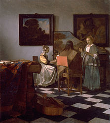 Johannes Vermeer: Ar sonadeg (Vermeer)