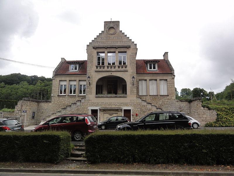 Verneuil-sous-Coucy (Aisne) mairie