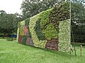 Vertical Garden from Lalbagh flower show Aug 2013 8785.JPG