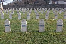Vesoul Tombes musulmanes du cimetière militaire de Navenne 3.jpg