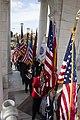 Veterans Day in Arlington National Cemetery (30623239040).jpg