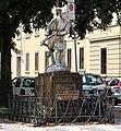 Via enrico toti, monumento al bersagliere (figli di lamarmora caduti per la patria).JPG