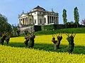 Vicenza - (Lista del Patrimonio Mondiale) - Villa Almerico Capra (La Rotonda).JPG