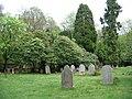 View across Bucklebury Cemetery - geograph.org.uk - 791573.jpg
