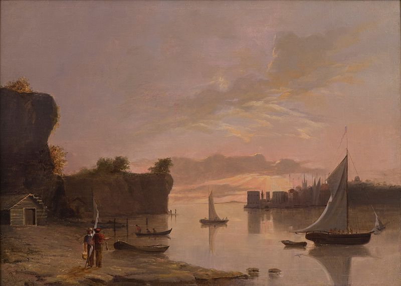File:View of Upstate New York by John Mix Stanley.jpg