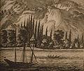 View of the coasts of Bosphorus - Bruyn Cornelis De - 1714.jpg