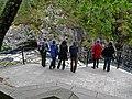 Viewing Platform, Falls of Shin - geograph.org.uk - 1501392.jpg