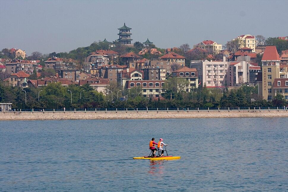 Views of Qingdao