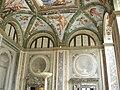 Villa farnesina, loggia di psiche 03.JPG