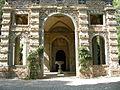 Villa reale di marlia, grotta del dio pan, esterno 02.JPG