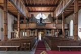 Villach Sankt Leonhard Pfarrkirche hl. Leonhard Inneres 24092018 4766.jpg