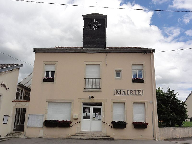 Ville-en-Vermois (M-et-M) mairie