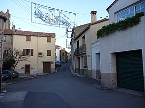 Villelongue-dels-Monts village2.JPG