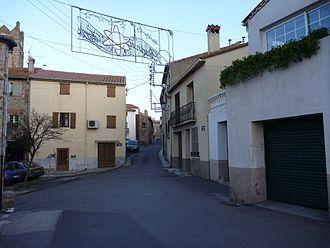 Villelongue-dels-Monts - A view within Villelongue-Dels-Monts