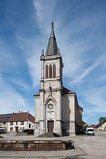 Villers-sous-Chalamont Commune in Bourgogne-Franche-Comté, France
