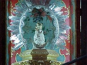 Virgen de la Peña, Vega del Río Palmas Betancuria Fuerteventura