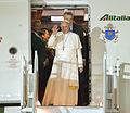 Visita del Papa Francisco. Recepción en Hangar Presidencial - 24367217083.jpg