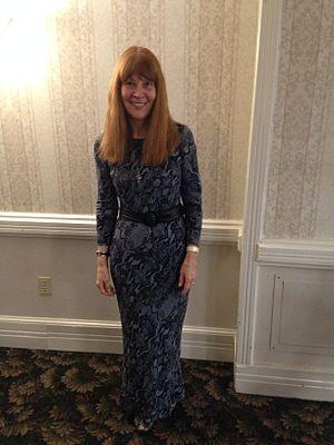 Vivianne Crowley - Image of Vivianne Crowley taken in Northampton, Massachusetts.