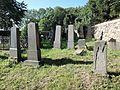 Vlachovo Březí, židovský hřbitov, náhrobky, 12.jpg