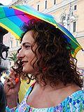 Vladimir Luxuria - Roma Pride 2008