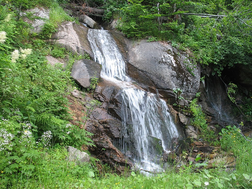 Vodopad na Golijskoj reci1