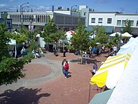 Vogel Plaza Art in Bloom 2007.jpg