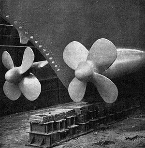 Voima (1952 icebreaker) - Voima was the first icebreaker in the world with two bow propellers
