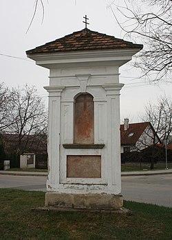 Vojkovice, boží muka, 2012.JPG