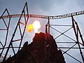 Volcano The Blast Coaster fire effects.jpg