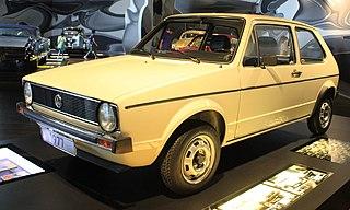 Volkswagen Golf Mk1 Motor vehicle