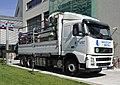 Volvo truck, construction material transport.jpg