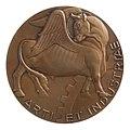 Voorzijde van een penning t.g.v. vijftig jaar Arti et Industriae (1934).jpg