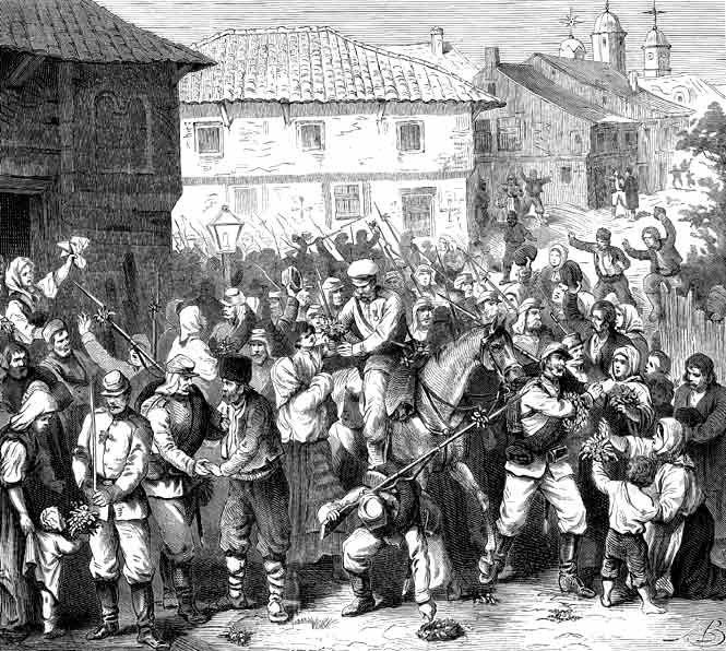 Vsemirnaya Illyustratsia Russo-Turkish War (1877%E2%80%931878) 03