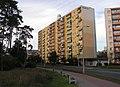 Włocławek-block of flats at 16 Fredry Street (4).jpg