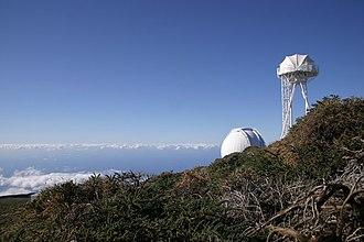 Dutch Open Telescope - William Herschel Telescope and the DOT