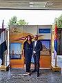 WMRS representatives at Reception celebrating National Day of Egypt.jpg