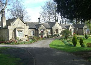 Wadsley - Wadsley Almshouses