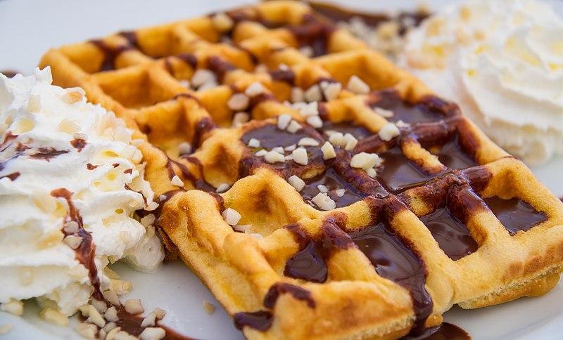 File:Waffle (34297162103).jpg