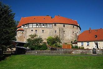 Waldershof - Castle in Waldershof (Schloss)