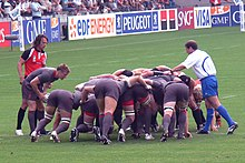 Wales scrum against canada at RWC 2007.jpg