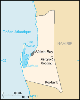 Image illustrative de l'article Walvis Bay