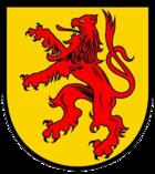 Das Wappen von Bräunlingen