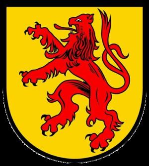 Bräunlingen - Image: Wappen Braeunlingen