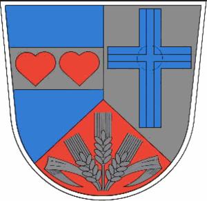Dunum, Lower Saxony - Image: Wappen Dunum