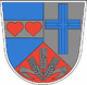 Coat of arms of Dunum
