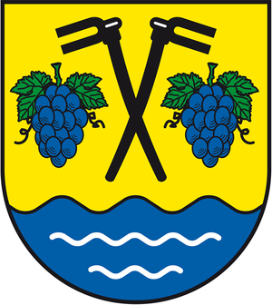Karsdorf - Image: Wappen Karsdorf