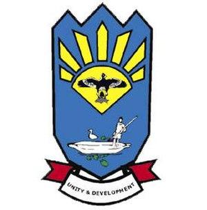 Rundu - Image: Wappen Rundu Namibia