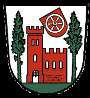 Walldürn - Image: Wappen Wallduern