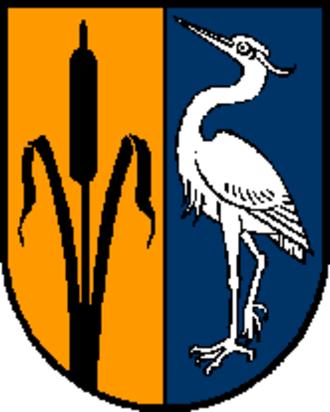 Haigermoos - Image: Wappen at haigermoos