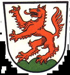 Hutthurm - Image: Wappen von Hutthurm